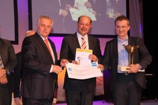 TELEIOS 2013: Großer Preis der Österreichischen Altenpflege vergeben  - die Geriatrischen Gesundheitszentren der Stadt Graz holen den 1. Preis in die Steiermark