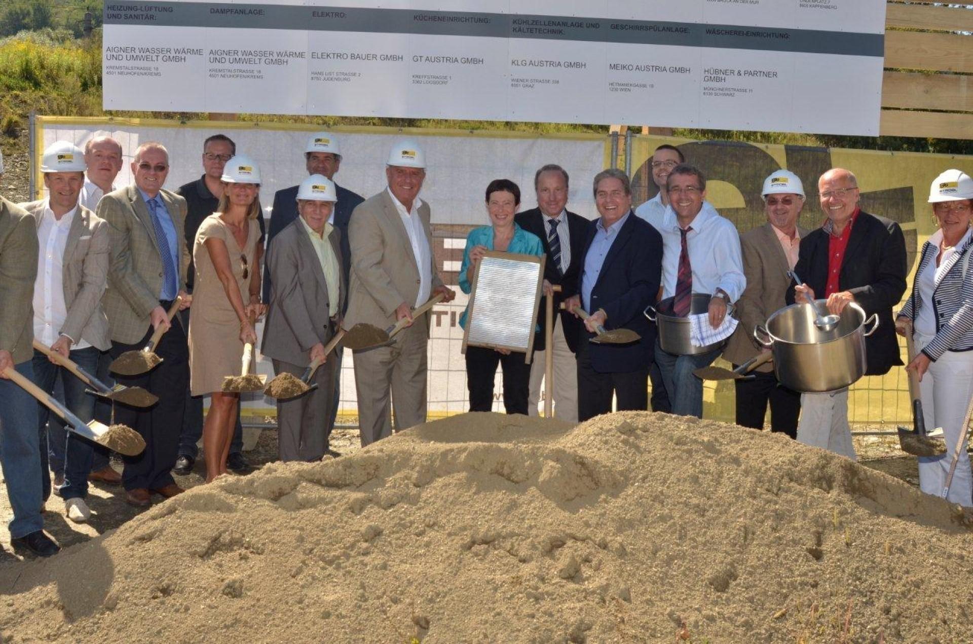 Logistikcenter des SHV Bruck/Mur:  Eine Investition in die Zukunft der Region!