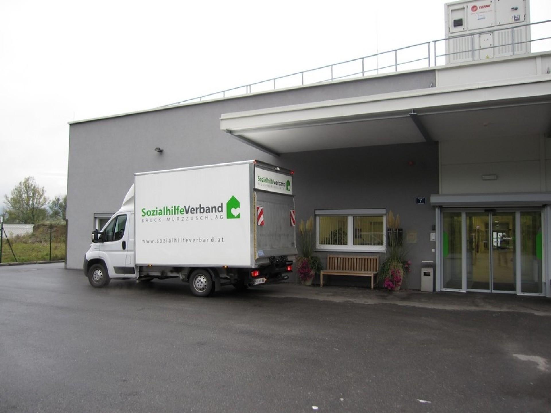 Logistikzentrum Oberaich