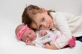 Wir gratulieren unserer Geschäftsführerin und ihrem Lebenspartner zur Geburt ihrer 2. Tochter