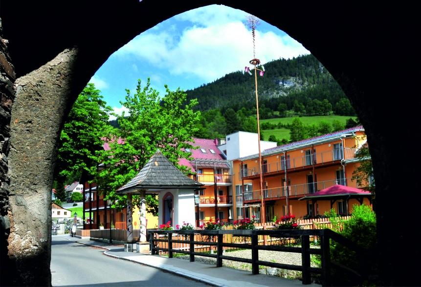 Seniorenwohnheim der Stadtgemeinde Oberwölz