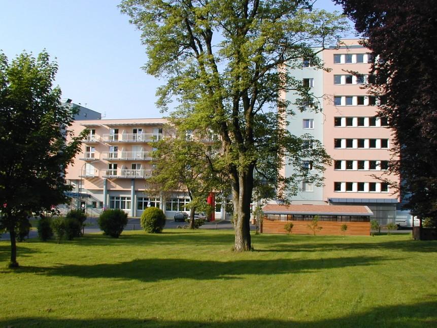 Pflegewohnheim Aigner-Rollet