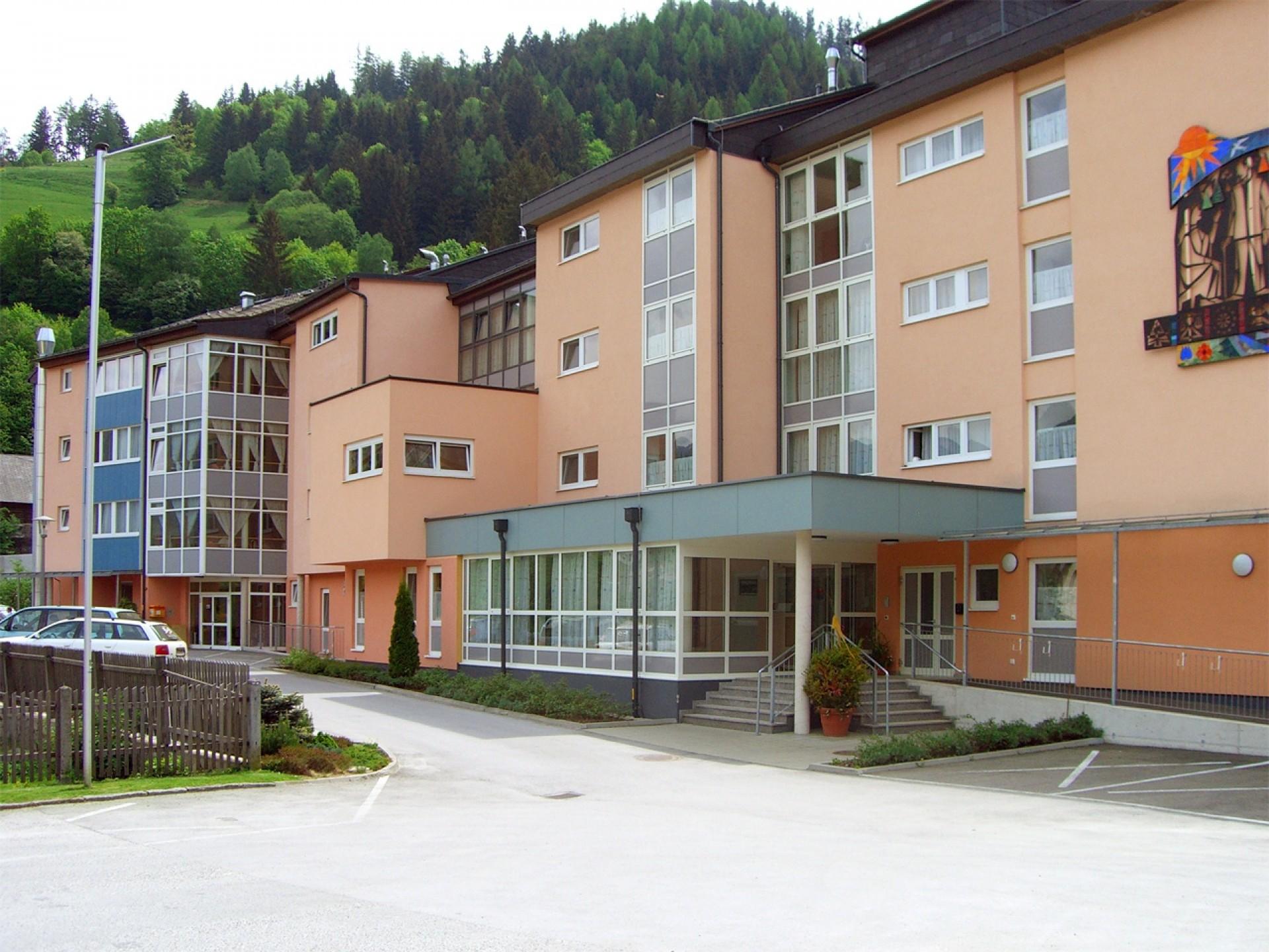 Bezirksaltenpflegeheim Trieben